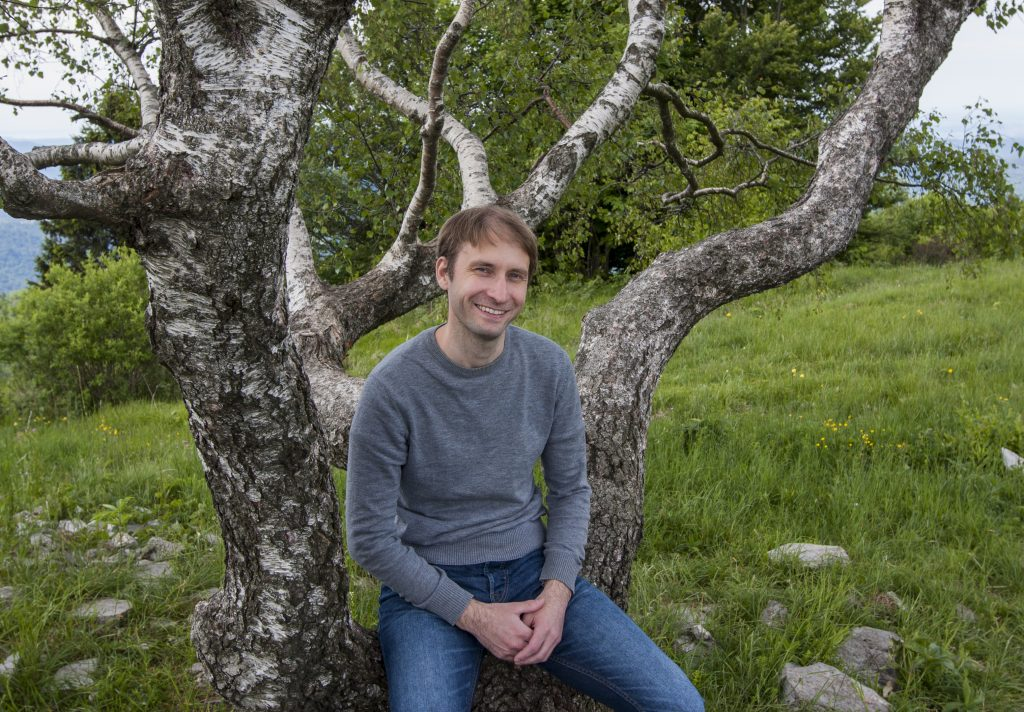 Boštjan Lužnik, psihoterapevt